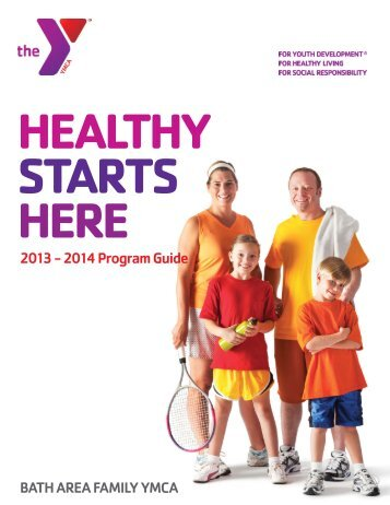 to see our new Fall/Winter Program Guide!! - the Bath Area Family ...