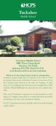 Tuckahoe - Henrico County Public Schools
