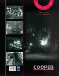 US Introduction to Cooper - Cooper Split Roller ... - Cooper Bearings