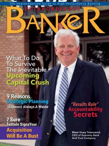 Download the Current Issue Of Extraordinary Banker Magazine Now