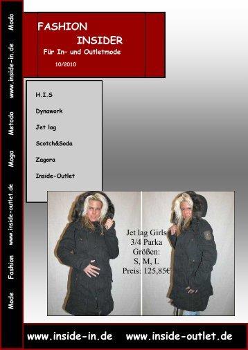 Fashion-Insider 10/10 - Inside-In.de