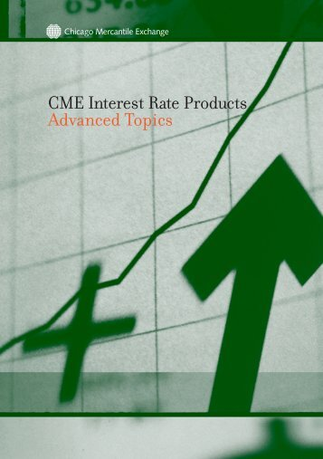 CME Interest Rate Products - Advanced Topics - James Goulding.com