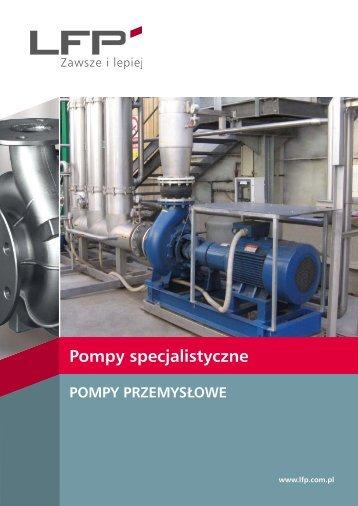 Pompy specjalistyczne - LFP