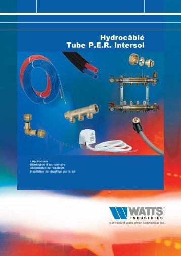 tube PER 2 - Watts Industries