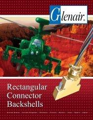 Rectangular Connector Backshells - Glenair, Inc.