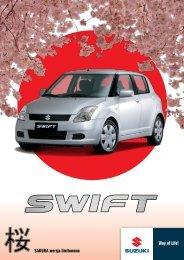 SAKURA wersja limitowana - Suzuki Motor Poland