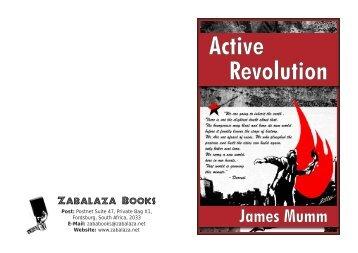 Active Revolution - Zabalaza Books