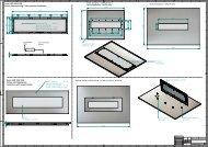 Übersicht Panel LED 1200x300 Einbau - SCHAEFER