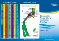 CoM Verge Collections 2012 - City of Mandurah