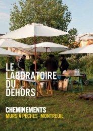 compte rendu du premier chantier - pdf - Ville de Montreuil