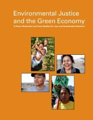 report - WE ACT for Environmental Justice
