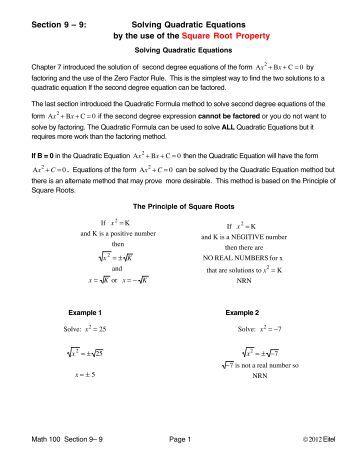solving quadratic equations by factoring kuta software pdf