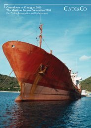 Countdown to 20 August 2013 The Maritime Labour ... - Skuld