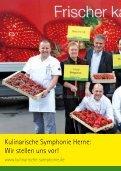 Programmheft - Kulinarische Symphonie Herne - Seite 6