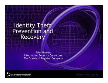 SRC Identity Theft P.. - DMA
