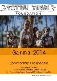 Sponsorship Prospectus 2014(2)