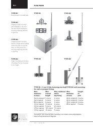 Designer 1000 Aluminium Partitioning     - Ullrich Aluminium
