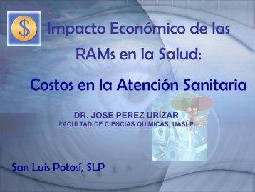 Diplomado en Farmacia 010_Farmacovigilancia ... - eVirtual UASLP