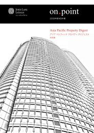 Asia Pacific Property Digest - Jones Lang LaSalle