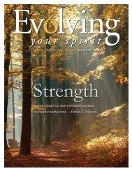 Strength - Evolving Your Spirit