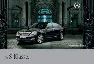 Die S - Klasse. - Mercedes-Benz Magyarország