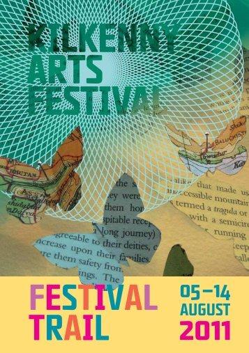 FeST∆vaL Tra∆L - Kilkenny Arts Festival