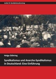 Download im PDF-Format hier - Institut für Syndikalismusforschung