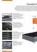 KEMPER Absaugtische - ARNEZEDER - Seite 7
