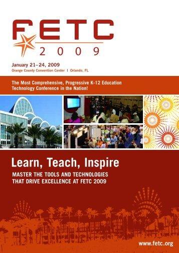 Learn, Teach, Inspire - Richard Repp