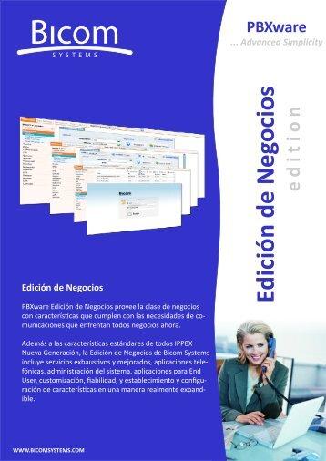 Edición de Negocios - Bicom Systems