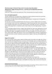 Download projektrapport - Viden om Læsning