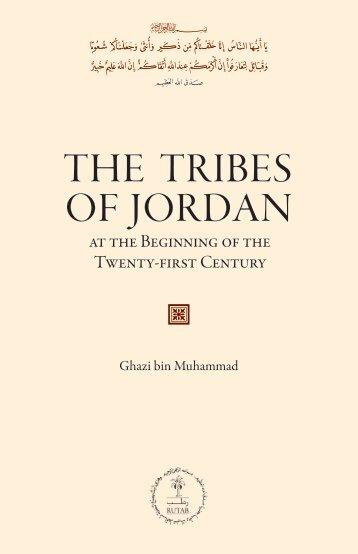 the tribes of jordan - The Royal Islamic Strategic Studies Centre