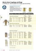 Mortar Couplings Mortar Plugs - Page 7