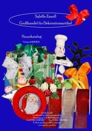 Katalog 2014 - Sybille Zanoll
