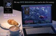 Media Kit 2009 - X-Ray Magazine