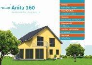 Prospekt Anita 160 - Kowalski Haus