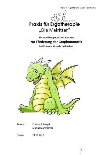 MALRITTER-Konzept - Praxis für Ergotherapie Krügel - Zahlheimer