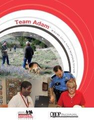 Team Adam Brochure - The National Center for Missing & Exploited ...