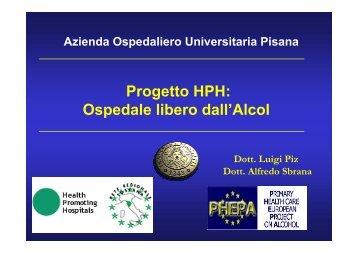 Dr. Sbrana - Azienda Ospedaliero-Universitaria Pisana