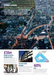 Urban Estate (PDF 1MB ) - Annual report and accounts 2012 - The ...