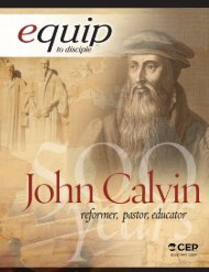 Issue TWO | 2009 - Christian Education and Publications