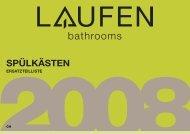 25326 Ersatzteil Spülkasten - Laufen
