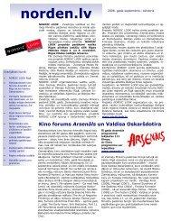 Zinu izdevums_Norden_LV_2008_4pdf - Ziemeļu Ministru padomes ...