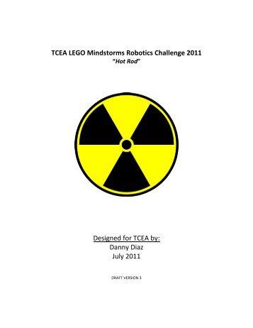 TCEA LEGO Mindstorms Robotics Challenge 2011 Designed for ...