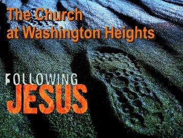 Download Notes - Washington Heights Baptist Church