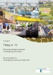 Tillæg nr. 10 - Vordingborg Kommune
