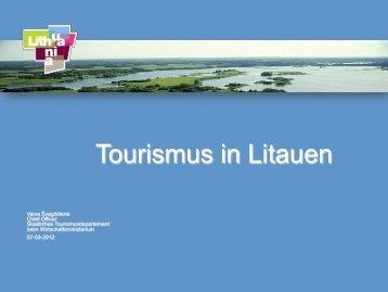 Tourismus in Litauen