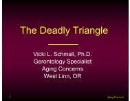 The Deadly Triangle - National Resource Center for American ...