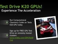 ROCS - GPU Technology Conference