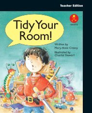 Tidy Your Room
